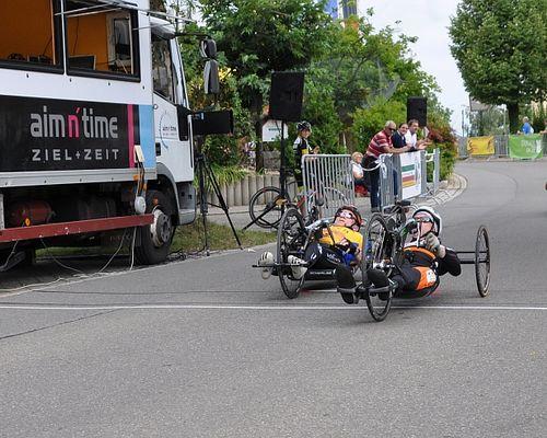 22.07.2018 – 3. NHC Handbike Rennen in Ettenkirch
