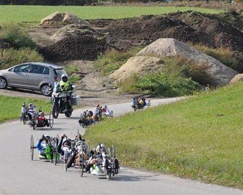 10. EHC Handbike Rennen in Lengau (Österreich)